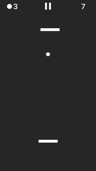 Infinite Pong screenshot four