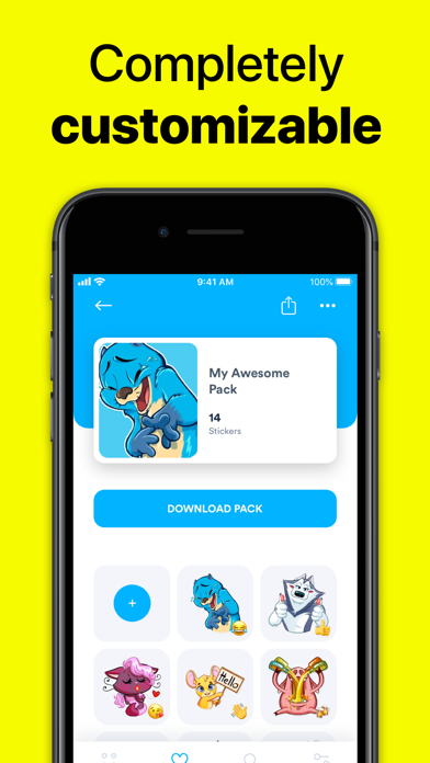 StickerHub - Sticker Maker screenshot 9