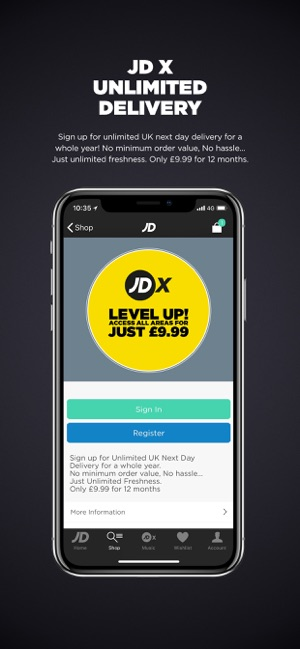 JD Sports on the App Store