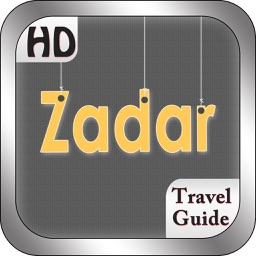 Zadar Offline Map Travel Guide
