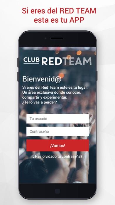 Club Red TeamCaptura de pantalla de1