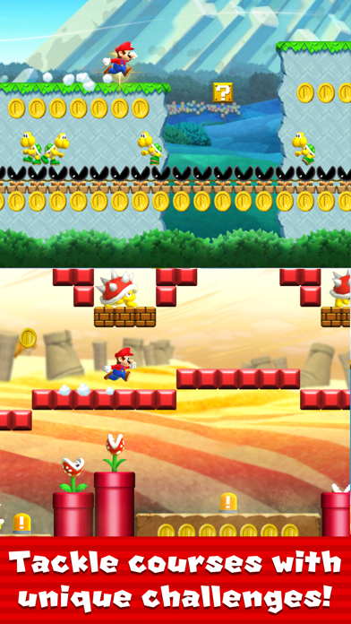 Super Mario Run game cheats and tips/guides