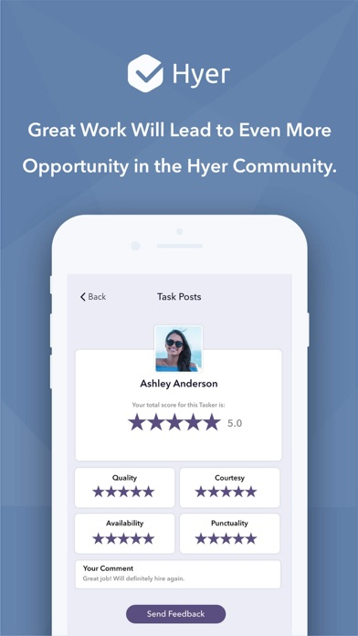 Hyer Job Search