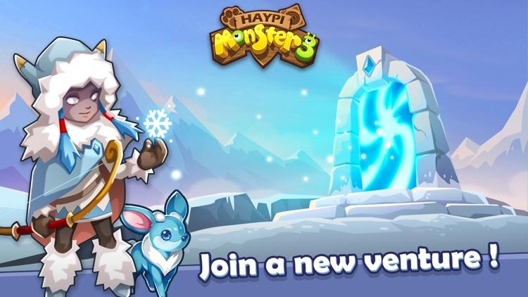 Haypi Monster World screenshot-0