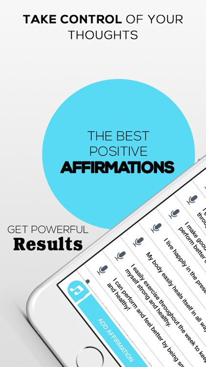 Affirmations For Anything