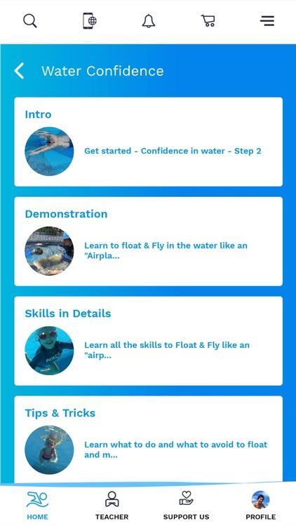SwimtoFly | Learn how to swim