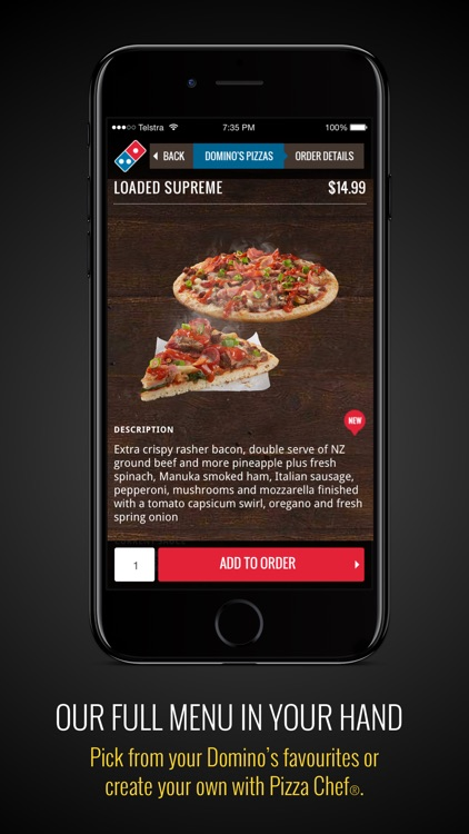 Domino's screenshot-1