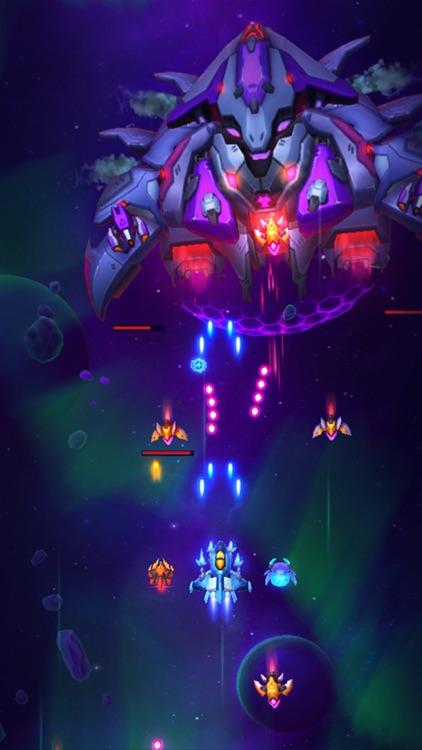 Space Justice: Alien Shooter screenshot-3
