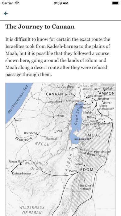 The Study Bible Screenshot