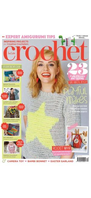 Inside Crochet Magazine On The App Store