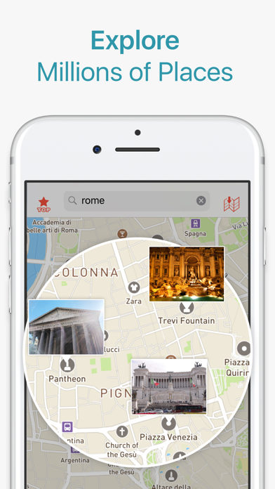 CityMaps2Go Pro  Offline Maps Screenshots