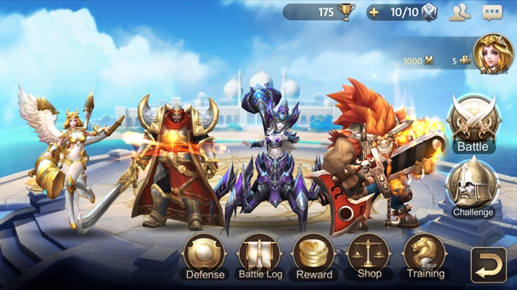 Rise of Heroes - RoH screenshot-4