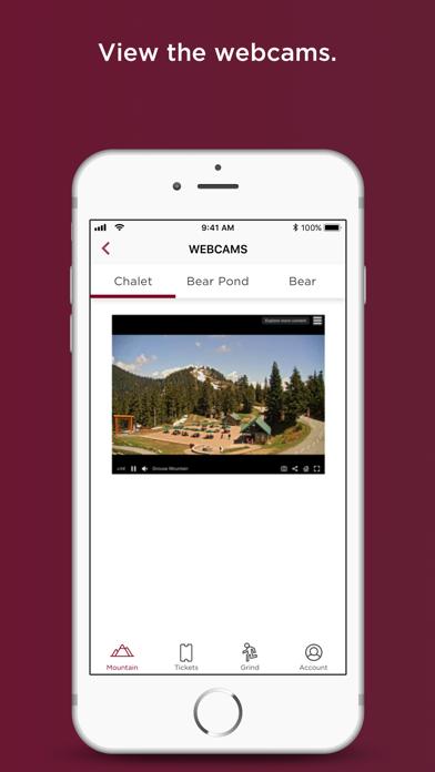 Grouse Mountain Resort screenshot four