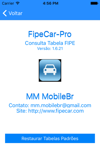 FipeCar-Pro - Consulta Fipe - náhled
