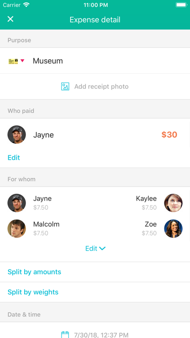 download Settle Up - Group Expenses apps 5