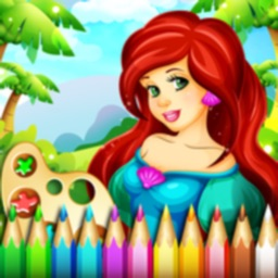 Baby & Kids Coloring Book