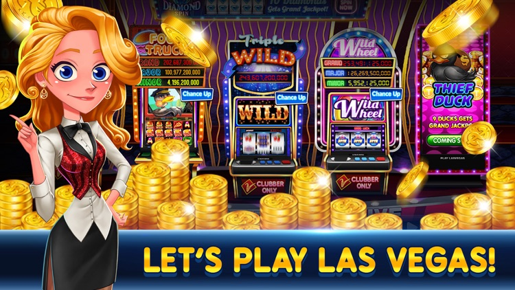 Play Las Vegas - Casino Slots screenshot-0