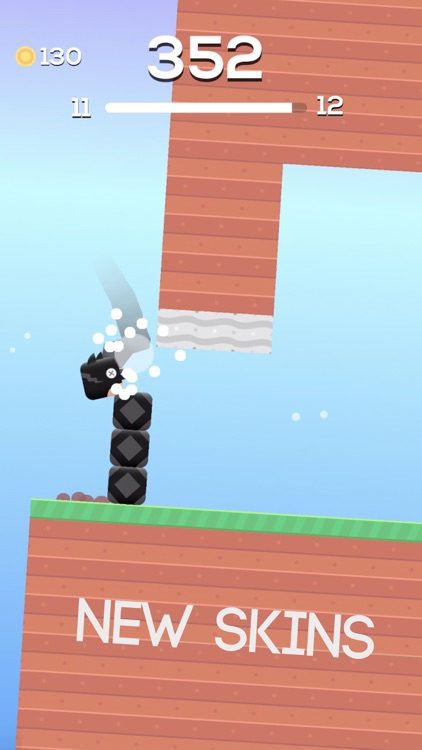Square Bird. screenshot-4