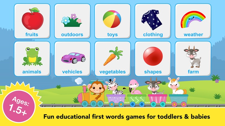 Toddler Games For 2 Year Olds. screenshot-8