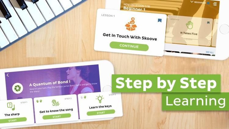Skoove: Learn Piano screenshot-3
