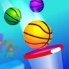 Basket Race 3D
