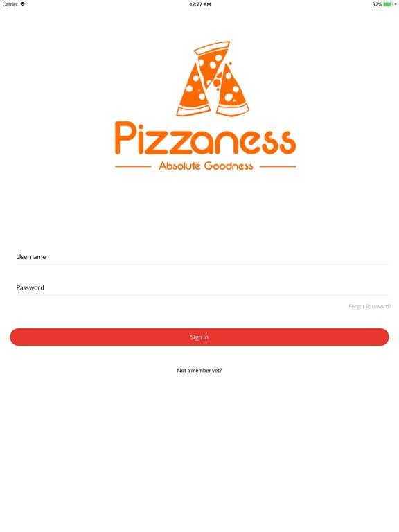 Pizzaness App screenshot #3