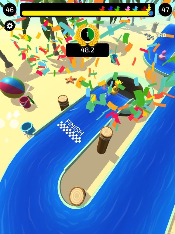 Duck Racing screenshot 7