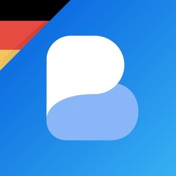 Busuu - Learn to speak German Logo