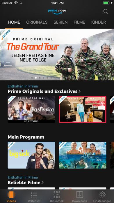 Herunterladen Amazon Prime Video für Android