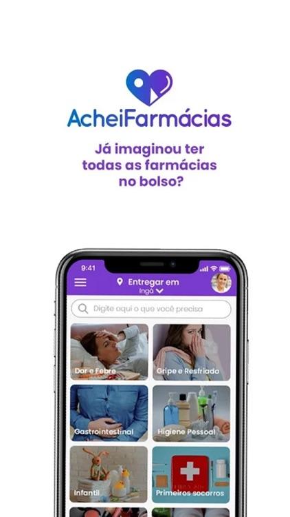 AcheiFarmácias