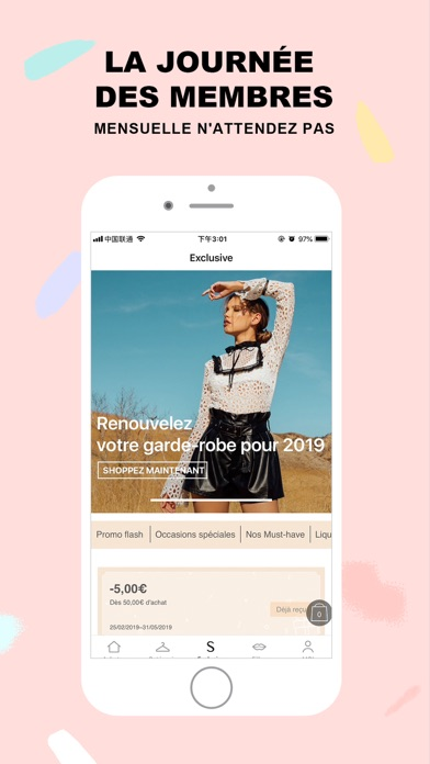 SHEIN-Vente Privee Mode Femme pour Android