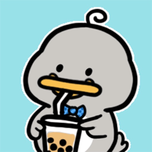 Funny Duck Wallpaper