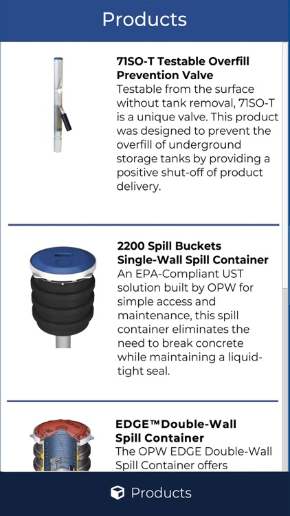 OPW Product Guide