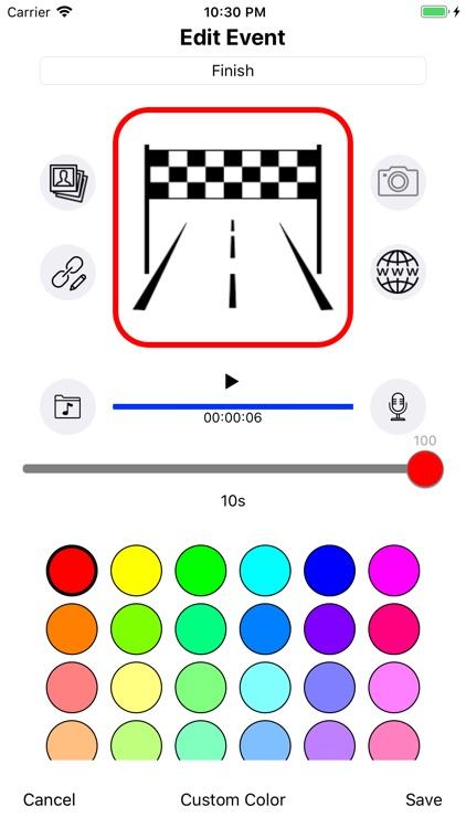 Colored Timer screenshot-5