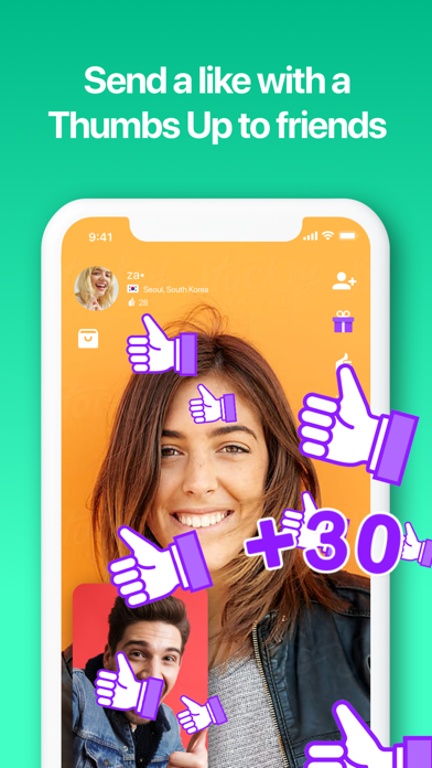 İndir Azar: Swipe, Match, Video Chat Pc için