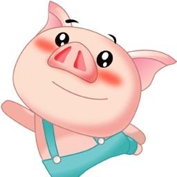 猪猪背单词