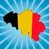 Belgium 2020 — offline map