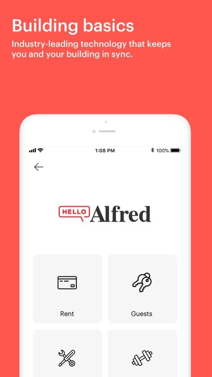 Hello Alfred screenshot-4