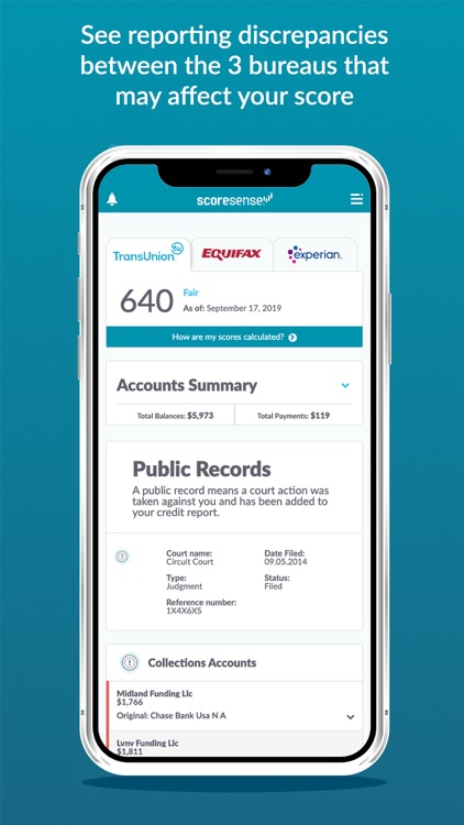 ScoreSense® screenshot-6