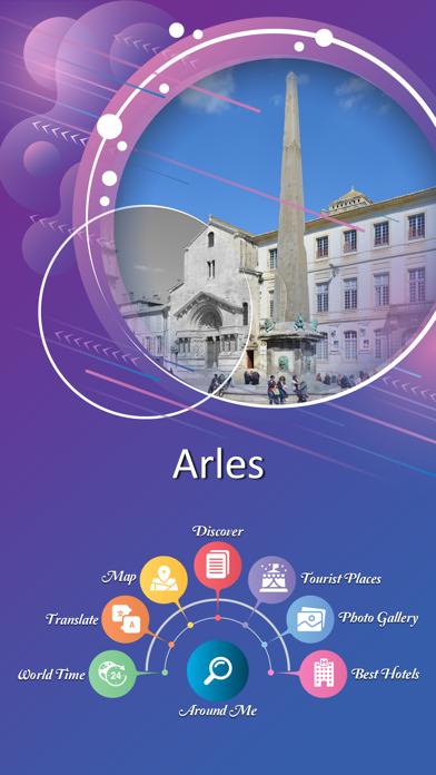 Arles Tourism screenshot 2