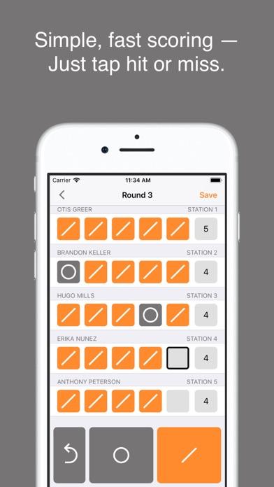 Target Orange screenshot #3