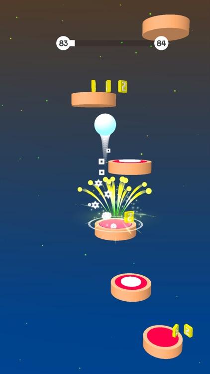 Hop Ball Run: Jump on Tiles 3D screenshot-3
