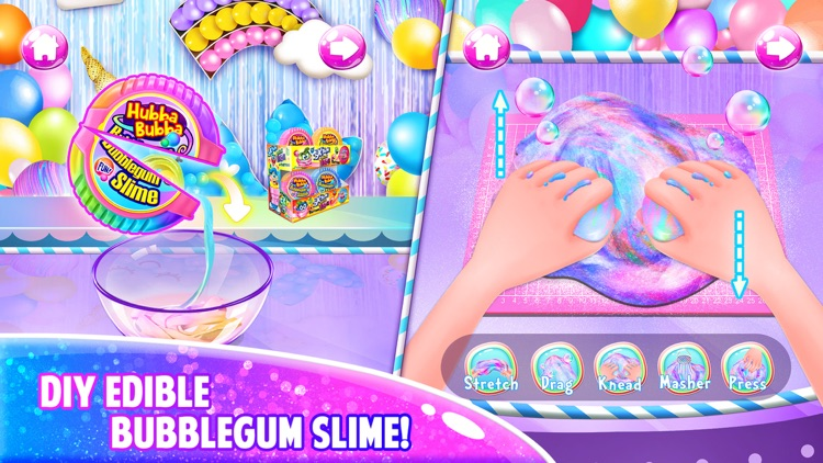 Unicorn Chef: Edible Slime screenshot-0