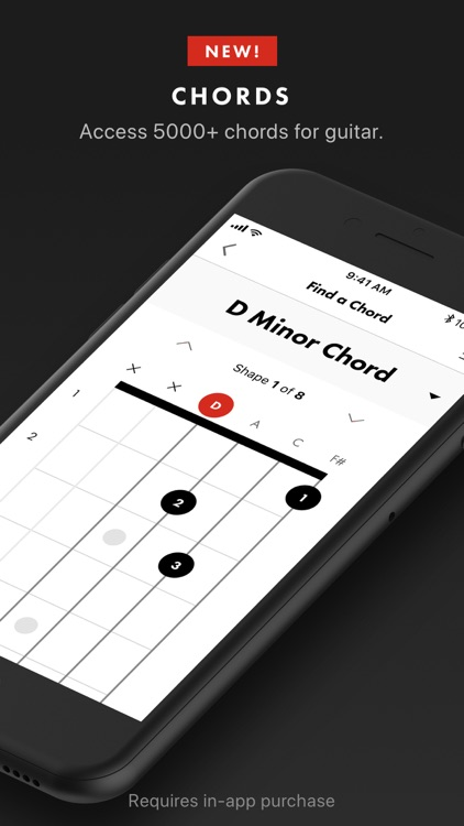 Fender Tune - Guitar Tuner screenshot-3