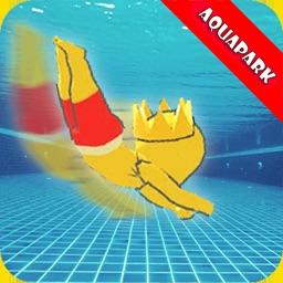 Aquapark.io : slide Racing 3d
