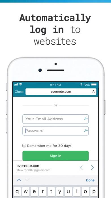 Dashlane Password Manager app image