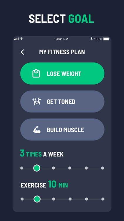 30 Day Fitness at Home screenshot-6