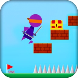 超级小人大冒险-童年经典冒险小游戏