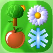 Parks Seasons - FREE Brain Teaser Logic Game icon
