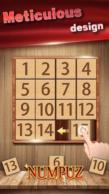Numpuz:Classic Number Game screenshot-5